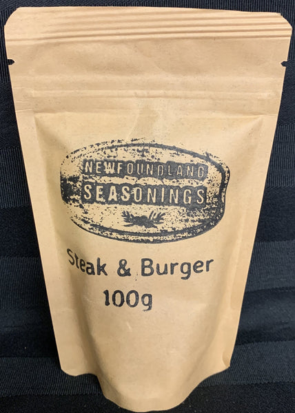 Steak & Burger Spice Blend 100g
