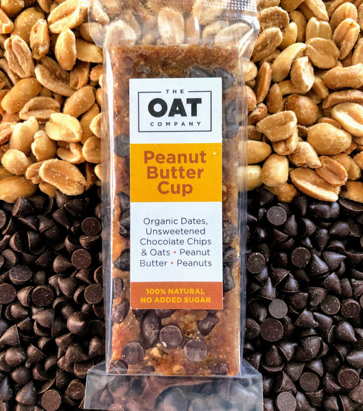 Peanut Butter Cup - The Oat Company