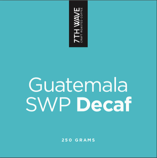 Swiss Water Decaf - Guatemala