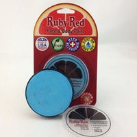 Professional Vegan Ruby Red Face Paint - Turquoise