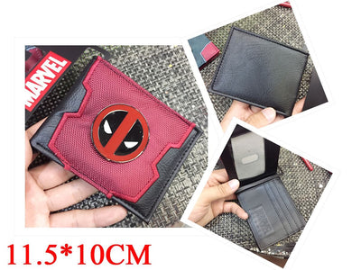 Character Wallet - Deadpool Badge
