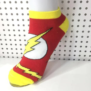 Character Ankle Socks - Flash