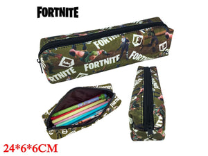 Fortnite Canvas Pencil Case