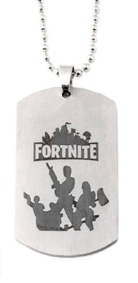 Fortnite Dog Tags