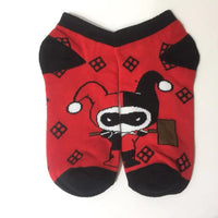 Harley Quinn Suicide Squad Kawaii Character Socks