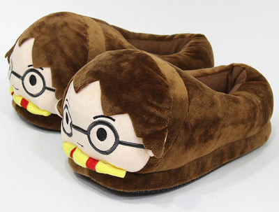 Harry Potter Adult Slippers
