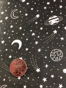 Astrological  Quilting Cotton Fabric