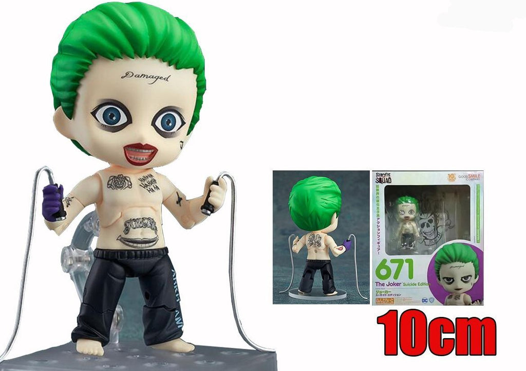 Nendoroid #671 Joker Suicide Squad from Good Smile Company