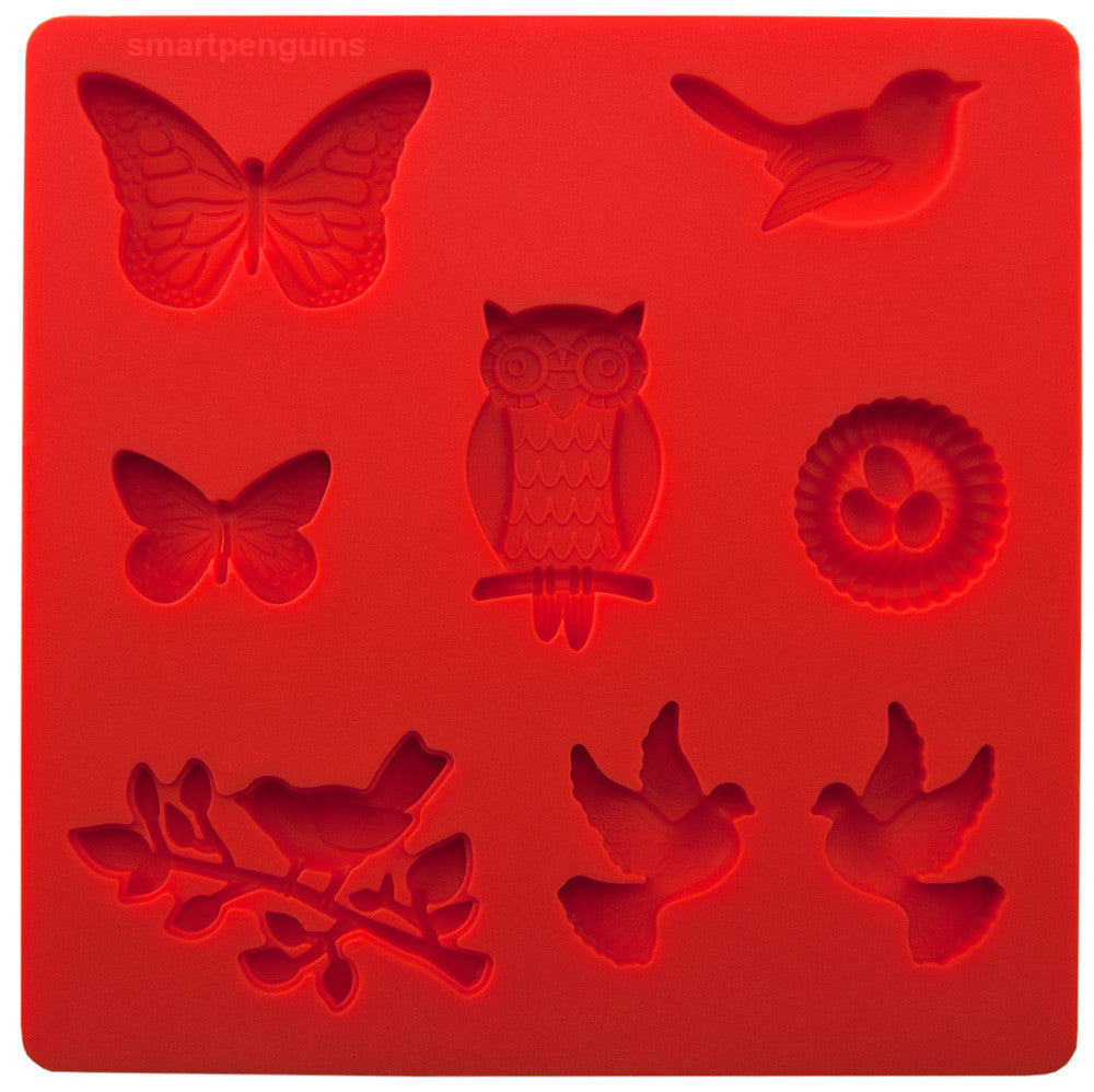 Mod Podge Mod Melt Silicon Mould - Nature - I'm A Craftaholic
