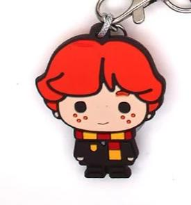 Harry Potter PVC Keyring Ron Weasley