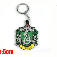 Harry Potter PVC Keyring Slytherin