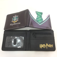 Character Wallet - Harry Potter Slytherin House