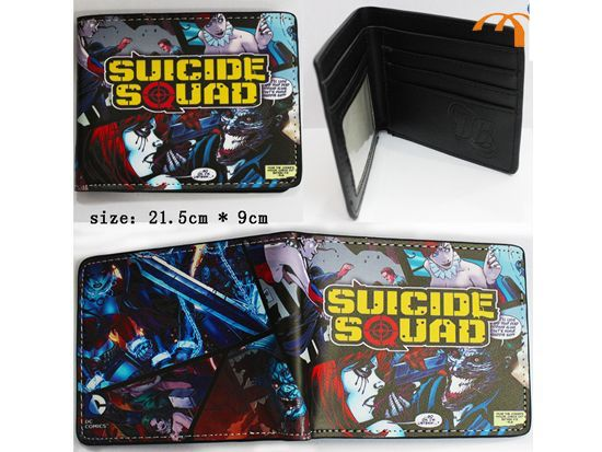 Character Wallet - Suicide Squad