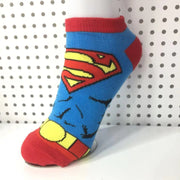 Character Ankle Socks - Superman