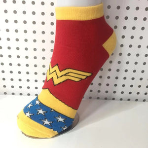Character Ankle Socks - Wonder woman
