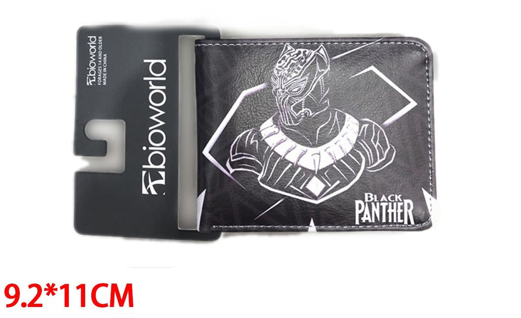 Character Wallet - Black Panther