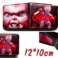 Character Wallet - Chucky Horror