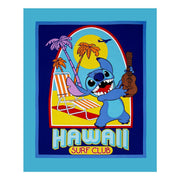 Disney Lilo & Stitch Panel Cotton Fabric - I'm A Craftaholic