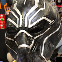 Black Panther Cosplay Latex Mask