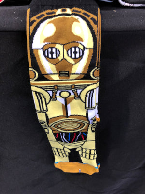 Character Socks - Star Wars C3PO