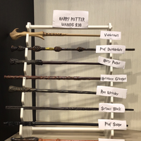 Harry Potter Cosplay Magic Wands (6 Types) - Various Characters