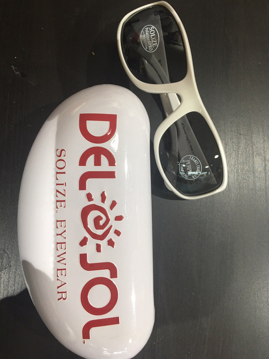 Del Sol Polarised Sunglasses - All Summer Long