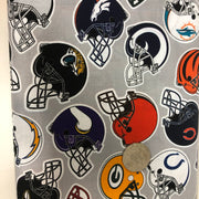 American Football Helmets Quilting Cotton