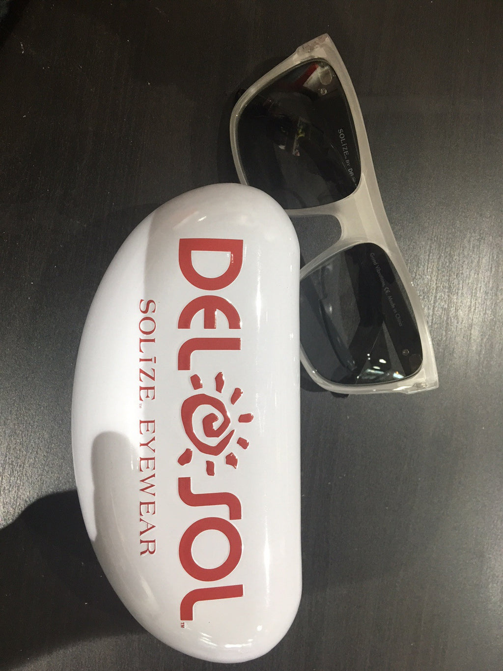 Del Sol Polarised Sunglasses - Good Vibrations