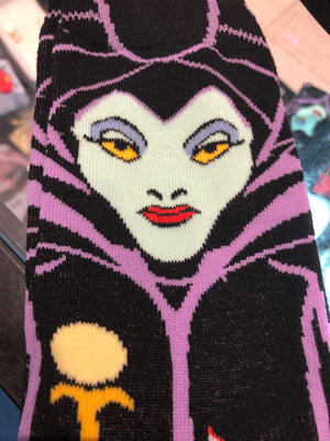 Character Socks - Maleficent