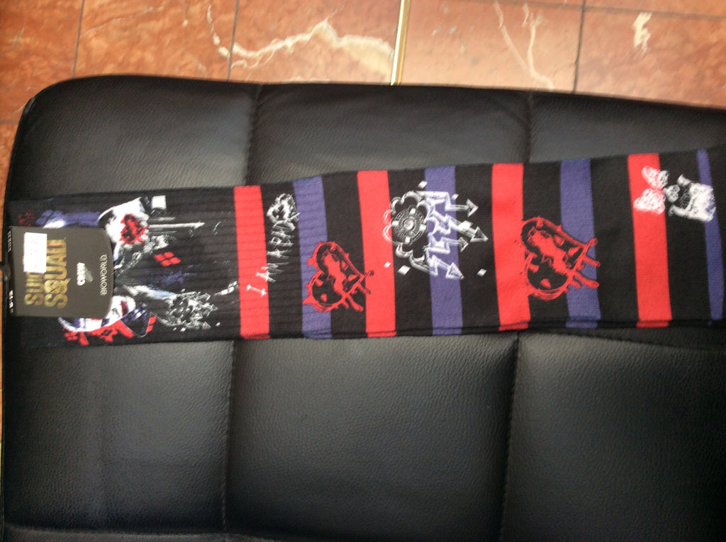 Character socks - suicide squad