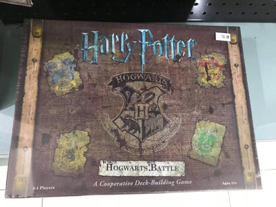 Harry Potter Hogwarts Battle Card Board Game
