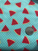 Watermelon Quilting Cotton Fabric