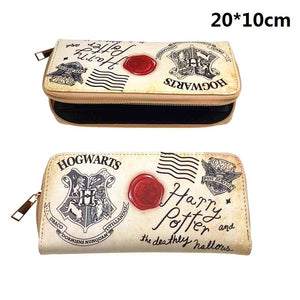 Character Purse - Harry Potter Hogwarts Letter of Acceptatance