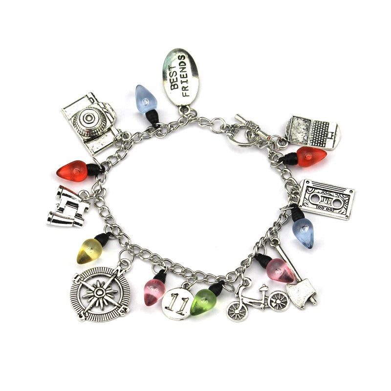 Stranger Things - Charm Braclet
