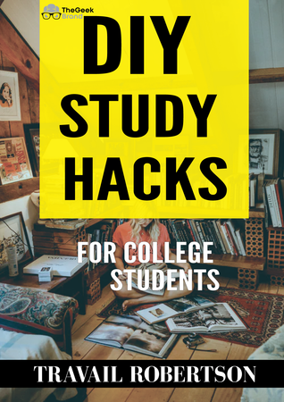 DIY Study Hacks for College Students - eBook