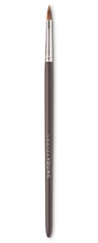 Load image into Gallery viewer, The filbert shape of this lip brush allows for the precise application of lipstick, gloss and balm – our most popular brush amongst professional make-up artists!  Louise Young Vegan brushes are handmade in the UK, individually crafted and checked at all stages to create a durable and luxurious product.