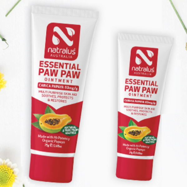 Natralus Essential PawPaw Ointment