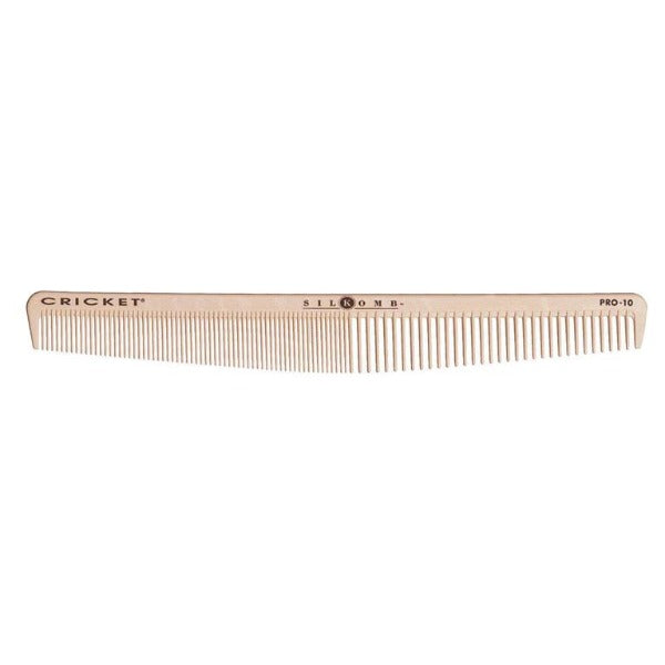 Pro10 control cutting comb.  Specially designed to improve shear over comb cutting techniques, providing variable control during elevation and graduation.