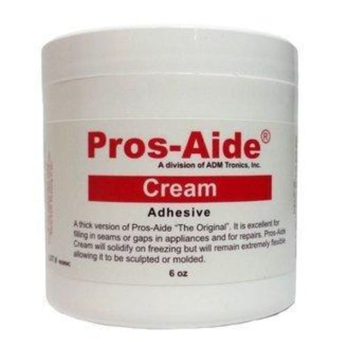 Thick Pros-Aide excellent for filling seams, gaps etc. Can be coloured for thicker pax paint. 6oz.