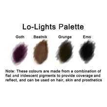 Load image into Gallery viewer, Bluebird FX Lo-Lights Palette