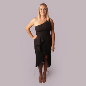 Bariano Midi Dress