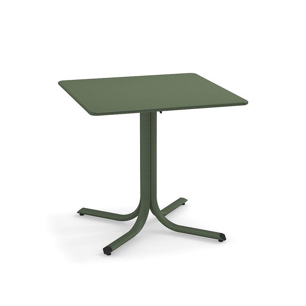 Basic Square External Dining Table | Portable Collapsible Garden Table