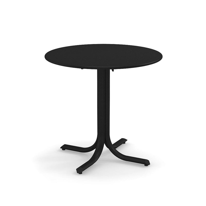 Small Round Exterior Table | Small Folding Garden Table