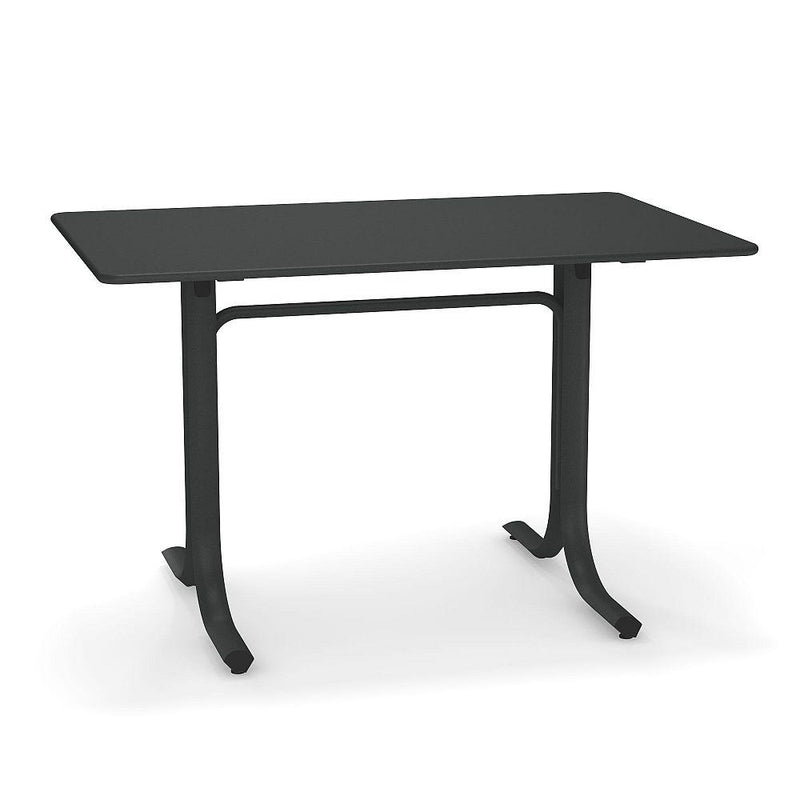 Rectangular Collapsible Outdoor Table | Fold Away Garden Dining Table
