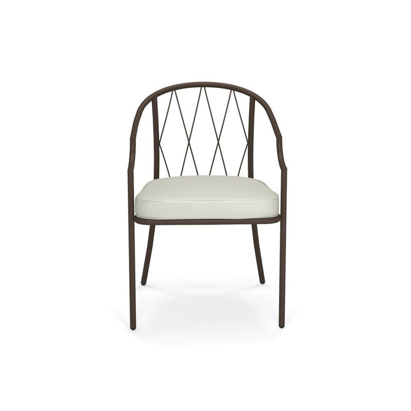 Traditional Garden Steel Armchair
