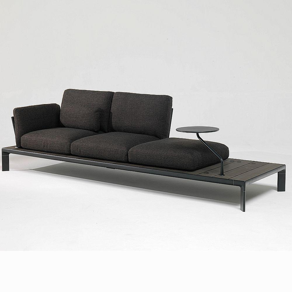 Large Contemporary Modular Garden Sofa | Luxury Outdoor Italian Sofa