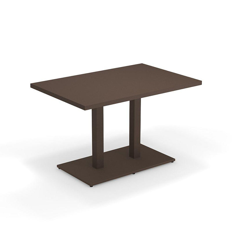 Stylish Rectangular Exterior Dining Table | Rectangular Patio Dining Table For Sale