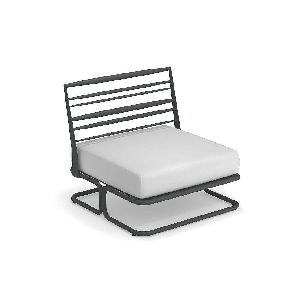 Customisable Modular Garden Sofa | Sleek Outdoor Seating