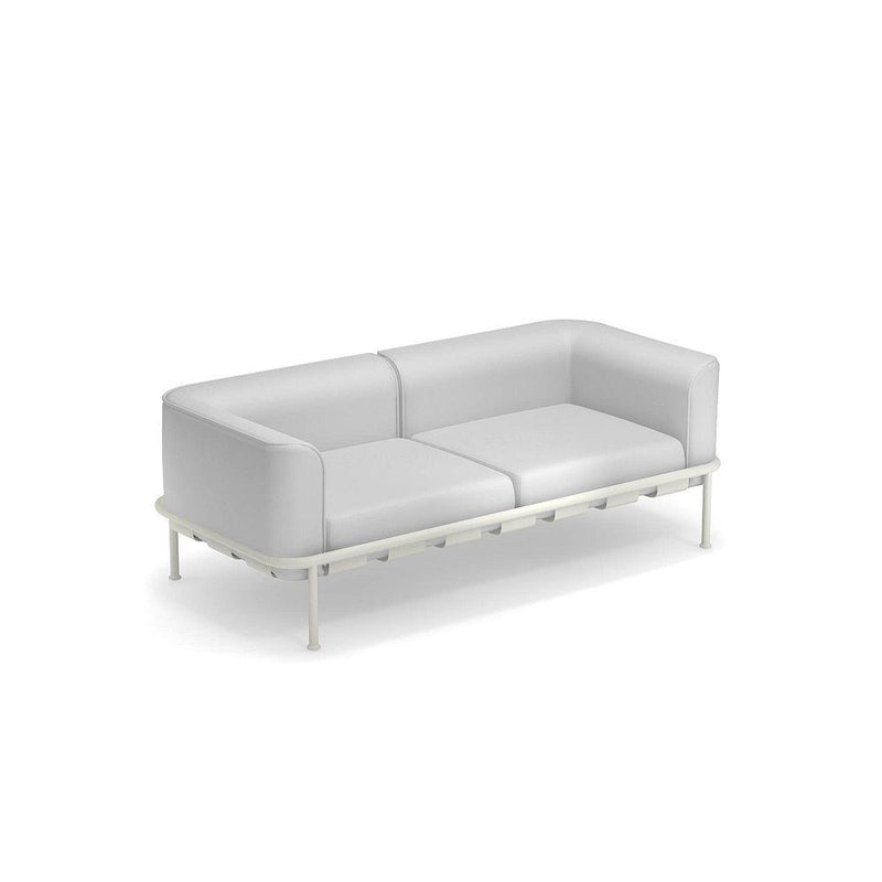 Modular Customisable Garden Sofa | Outdoor Metal Sofa Frame and Cushions
