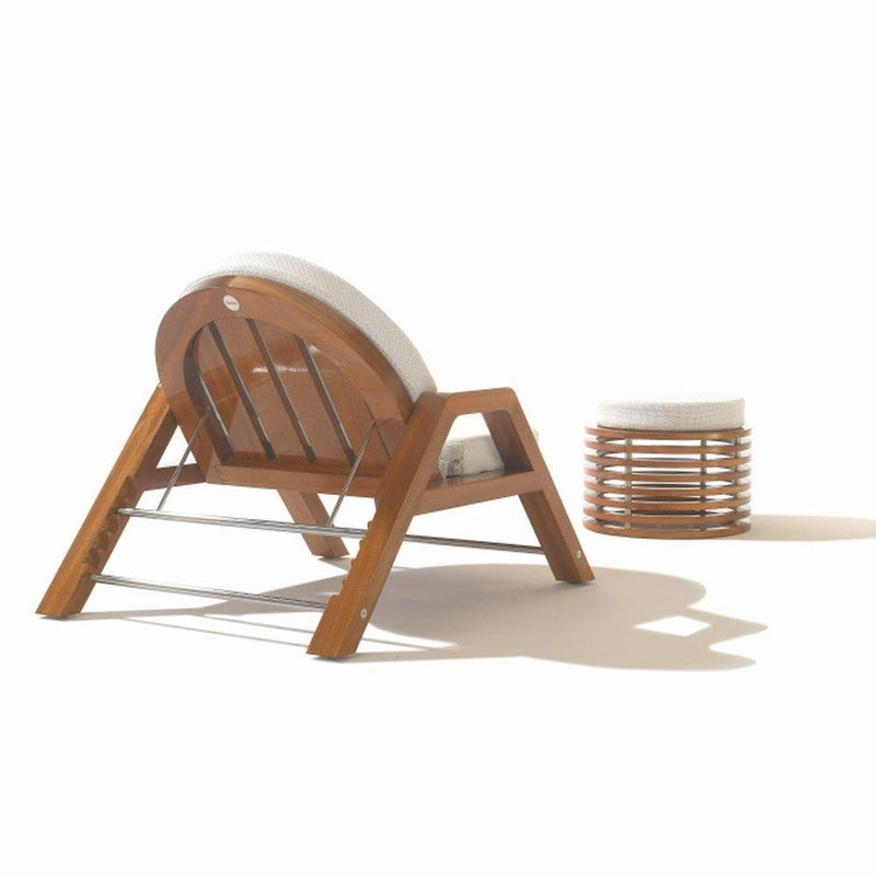 Reclining High End Outdoor Deck Chair | High End Deck Chair | Luxury Outdoor Deck Chair | Luxury Quality